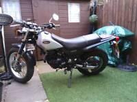 Yamaha tw 125
