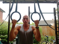 Get fit with Rings / Suspension trainers - beginners workshop