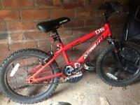"""Apollo Outrage Kids Bike 18"""" wheel"""