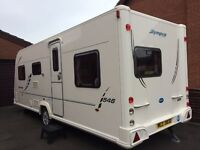 2011 Bailey Olympus 546 - Immaculate 6 berth family caravan
