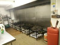 Catering Unit for Sale (Currently being run as a Takeaway)