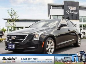 2015 Cadillac ATS 2.0L Turbo Luxury 2.99% for up to 60 months...
