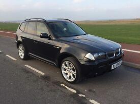 BMW X3 3.0D M-Sport