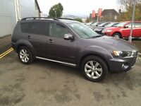 Outlander GSX3 2.2 SST Auto - 7 seats - full leather - 4x4 - 2011