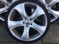 18inch alloys to fit Astra G