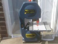 POWER CRAFT TABLE TOP BAN SAW £45