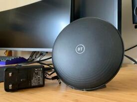 BT Home Disc Wi-Fi Extender Black for Smart Hub 2