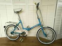 Ladies Folding bike