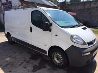 For Sale Vauxhall Vivaro 2.5L 2005. 12 Months Mot