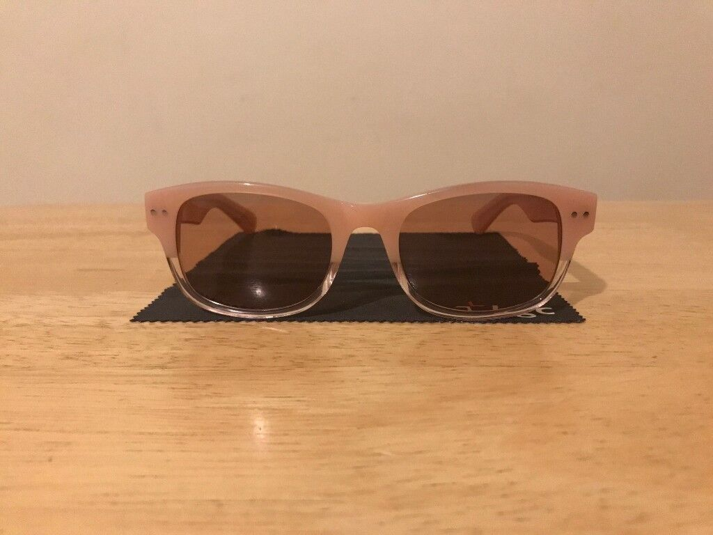 60b2a08ab28a Pink Phillip Lim Sunglasses with Case