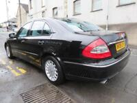 MERCEDES-BENZ E CLASS 2008 E220 CDI AVANTGARDE - LOW MILES - LONG MOT - bmw 5 series a6 mercedes