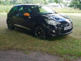 Citeron ds3 2014 special edition low miles