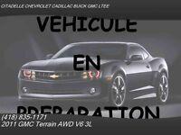 2011 GMC Terrain AWD SLE-2 V6