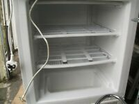 Integrated freezer excellent working order