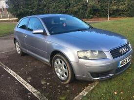 BEAUTIFUL AUDI A3 1.6cc years MOT DRIVES PERFECTLY Reduced £1350