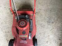 "ALKO line motorised lawnmower 15"" cut"