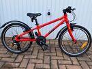 Red Frog 52 Kids Bike