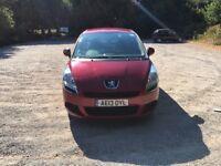 2013 Peugeot 5008 auto pco for sale