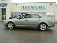 2008 Ford Fusion SEL 3.0L V6,HEATED LEATHER SEATS