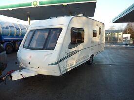 Abbey Enterprise Touring Caravan