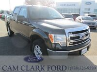2013 Ford F-150 XLT Super Crew 5.0L V8 4x4 Certified Pre-Owned