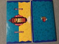 Clip Art Explosion set of 9 CD Roms