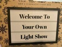 Light 💡 💡 💡 box 📦