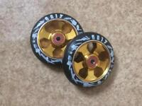 Grit scooter wheels 110mm