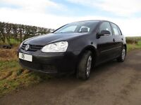 2005 [05] VOLKSWAGEN GOLF 1.4 FSI - 5 Door - GENUINE 74000 MILES - FULL SERVICE HISTORY