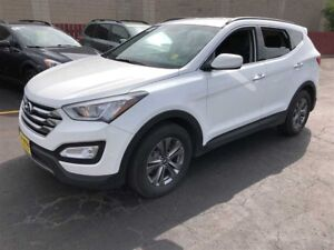 2016 Hyundai Santa Fe Sport Premium, Automatic, Heated Seats, Bl