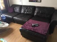 ***SWAPS*** 3 Piece Chaise Longue Sofa