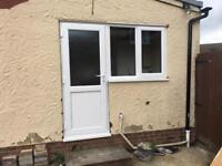 windows UPVC fitted