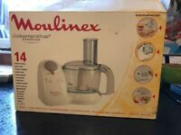 Moulinex Masterchef Delicio Food Processor