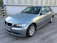 Stunning 2007 07 BMW 318i SE 2.0 4Dr **3 Owners+Only 79000+Full Parks History+Full Leather+More**