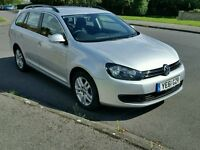 VW Golf Estate 1.6TDi Rossendale Taxi for track/hire