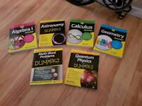 6 For dummies books