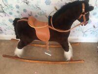 Beautiful Handmade Rocking Horse (large)
