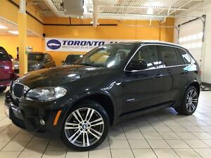 2013 BMW X5 XDRIVE 35I+M SPORT+ PANORAMIC ROOF+NAVIGATION+CAME