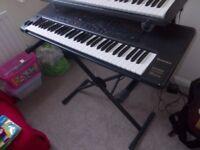 Technics KN1000 Keyboard