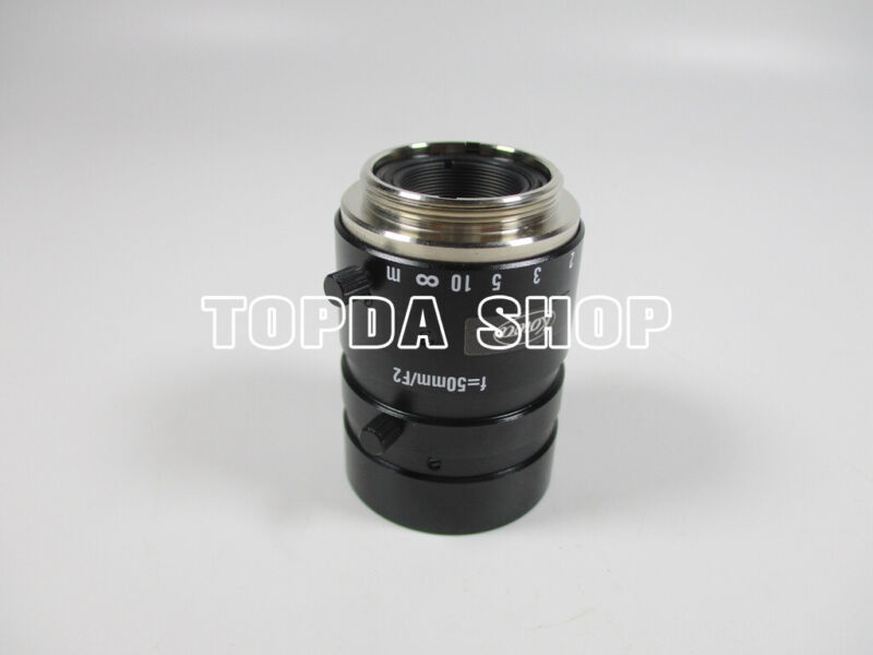 1PC KOWA LM50JC 50mm  Industrial Camera Lens#SS