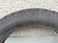 Dunlop gold seal k70 motor bike tyres