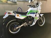 Kawasaki KLR 650 Tengi trail