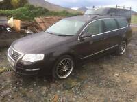 06 Passat estate 2.0 tdi
