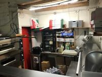 INDUSTRIAL UNIT KITCHEN INDIAN TAKEAWAY BUSINESS FOR SALE SW18 £50K