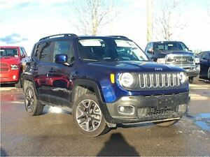 2016 Jeep Renegade NORTH LATITUDE 4X4**NAVIGATION**HEATED SEATS*