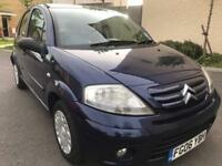 CITROEN C3 1.3 2006 MANUAL / 91000 MILES / MOT / SERVICE HISTORY / 2 KEYS / EXCELLENT CAR / £1000