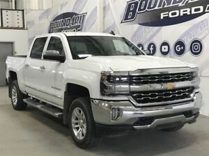 2016 Chevrolet Silverado 1500 SuperCrew LTZ 5.3L | Leather | Com