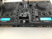 CORTEX DMIX 600 DIGITAL DJ DECKS (ONLY EVER USED TWICE, VIRTUALY BRAND NEW)