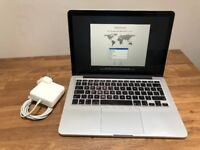 "Apple MacBook Pro Retina Early-2015 13.3"" Apple Care 512GB SSD 2.9GHz i5 8GB RAM"