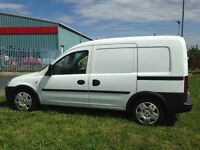 2008 VAUXHALL COMBO 1.7 DIESEL 2000 CDTI 16v NO VAT TO PAY